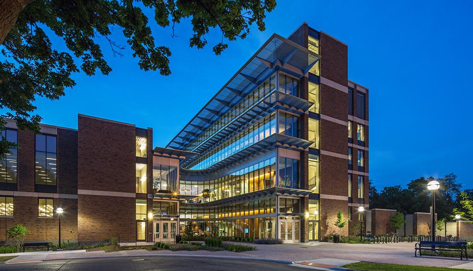 University of Michigan School of Nursing  RDG Planning  Design