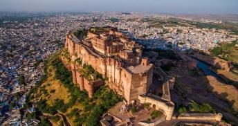 mehrangarh-fort-aerial-view
