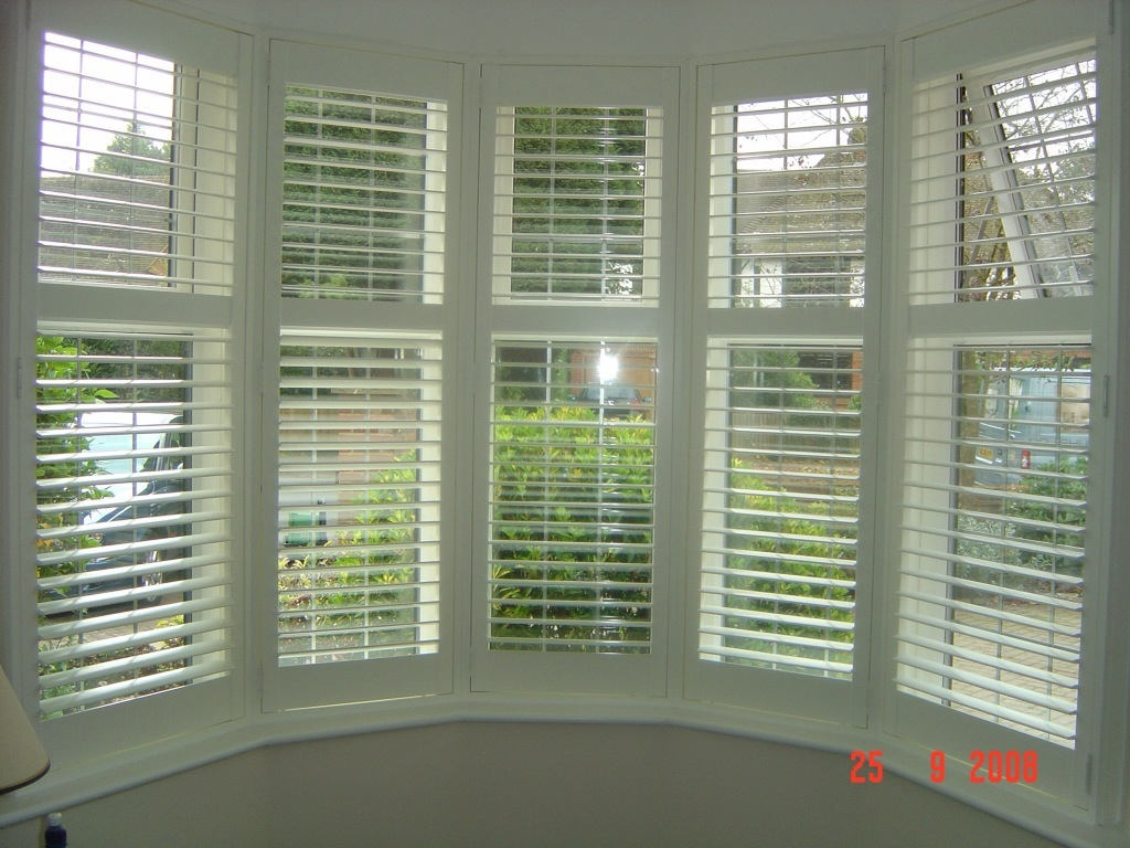 Bay Window Shutters Rdj Shutters Ltd