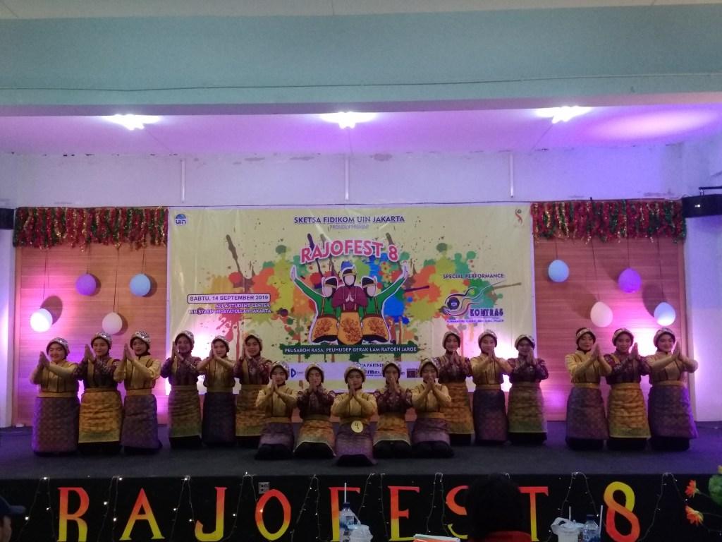 Kenalkan Budaya Aceh Lewat Rajofest 8 – Radio RDK