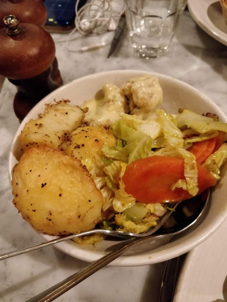 Brasserie Blanc Roast Dinner Vegetables