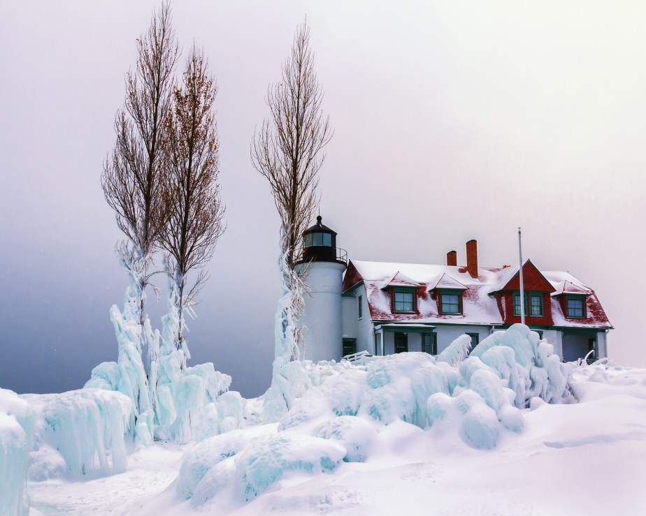Point Betsie Lighthouse -7851a