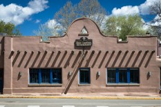 Doc Martin was the town physician. Today his house in the Inn of Taos and his medical office is a wonderful restaurant.