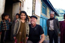 Faces of the Nepalese 12
