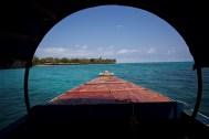Unexpected adventure in Zanzibar, just off the east coast of Africa