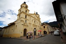 Church of Our Lady of Candelaria Iglesia de la Candelaria