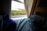 "One of may favorite ""waking views"""