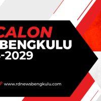 Bakal Calon Walikota Bengkulu 2024-2029