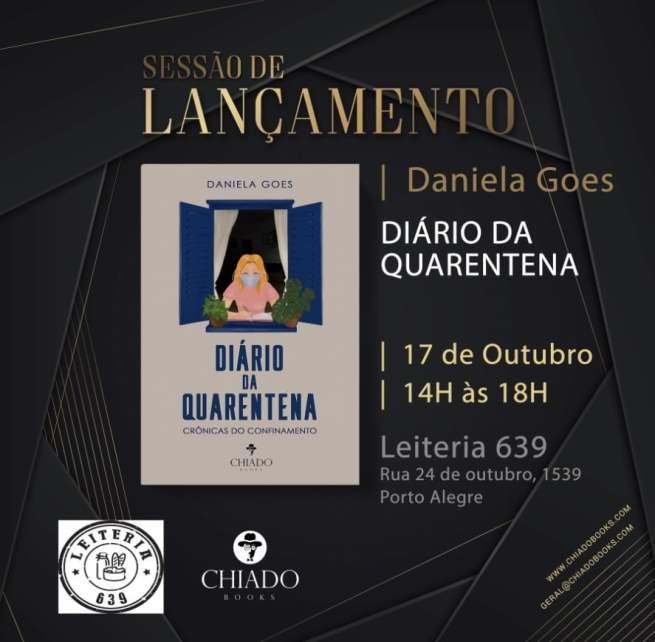 Convite-Sessao-de-Autografos--300x294 Livro de crônicas sobre a quarentena ganha lançamento em Porto Alegre