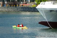 Cruising the Juan de Fuca Strait