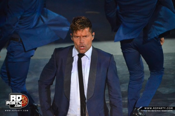 Concierto Ricky Martin - Altos De Chavon 2016-0199