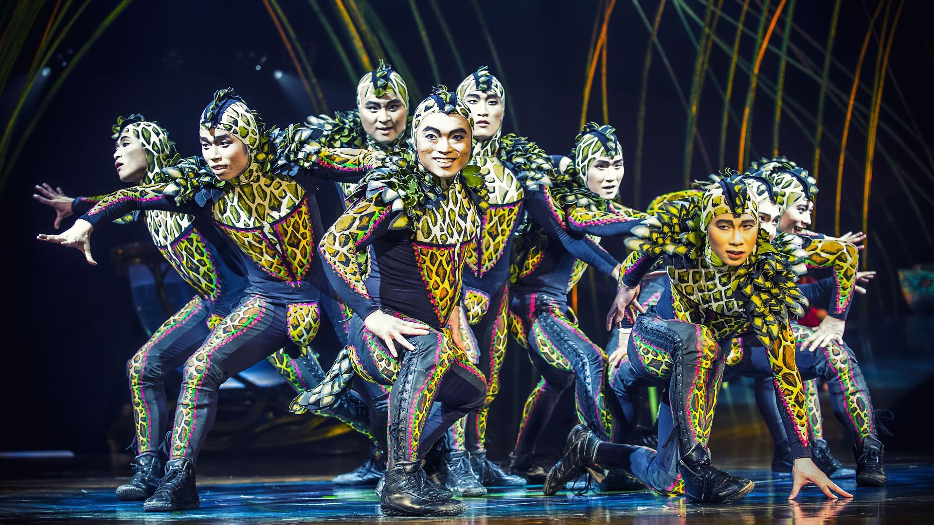 Regresa el cirque du soleil eventos y for Espectaculo circo de soleil