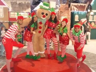 """Downtown Center Celebra Su Primera Navidad Con """"Villa Navidad Downtown"""""""