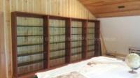 Custom Built Book Shelves  RDP Custom Wood
