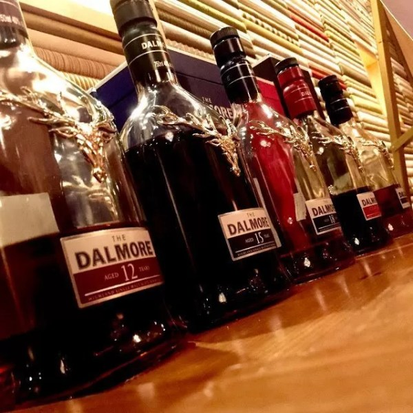The Dalmore - Lineup