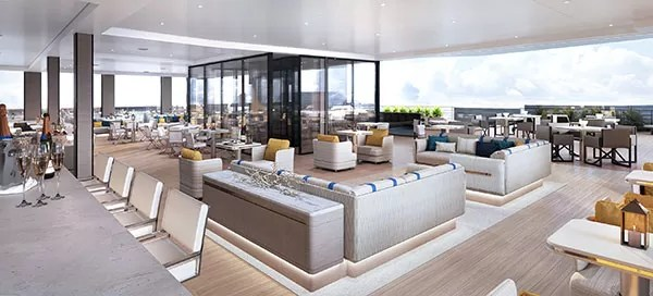 La Collection Yacht de Ritz-Carlton - Marina Lounge