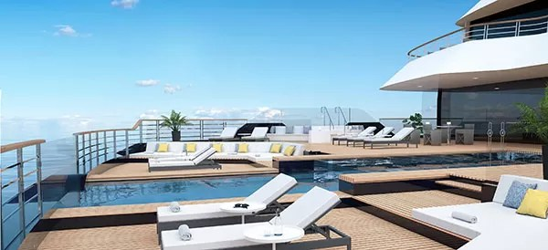 La Collection Yacht de Ritz-Carlton - Piscine