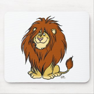 Mane Attraction mousepad mousepad