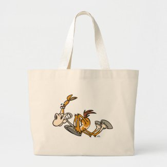 Horse Power cartoon custom bag bag