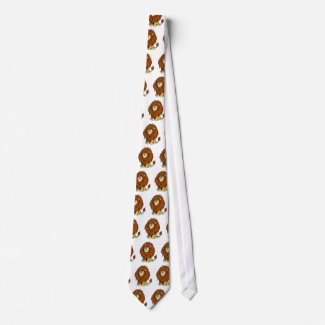 Mane Attraction Tie tie