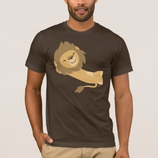 Siesta Cartoon Lion T-shirt shirt