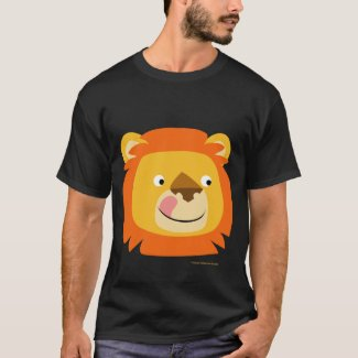Yummy lion T-Shirt shirt