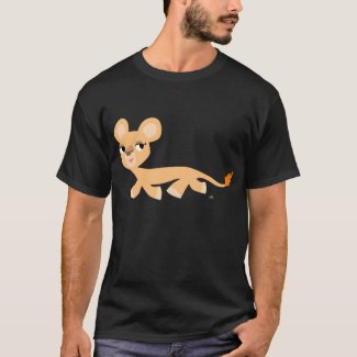 Cool Cartoon Lioness T-shirt shirt