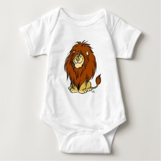 Mane Attraction baby apparel shirt