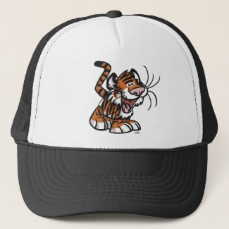 Lil'Tiger trucker hat hat