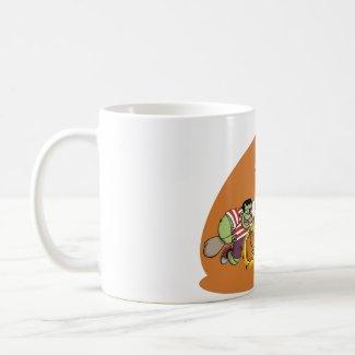 Trick or Treat mug mug