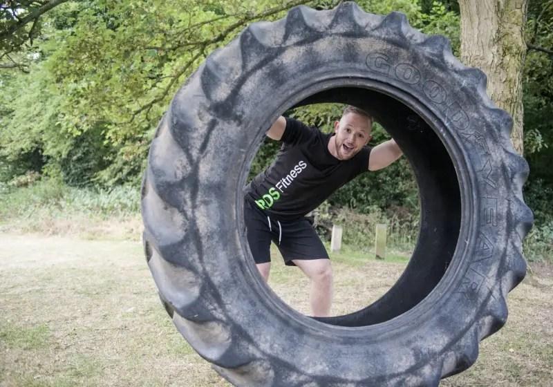 Richard Stunt Personal Trainer