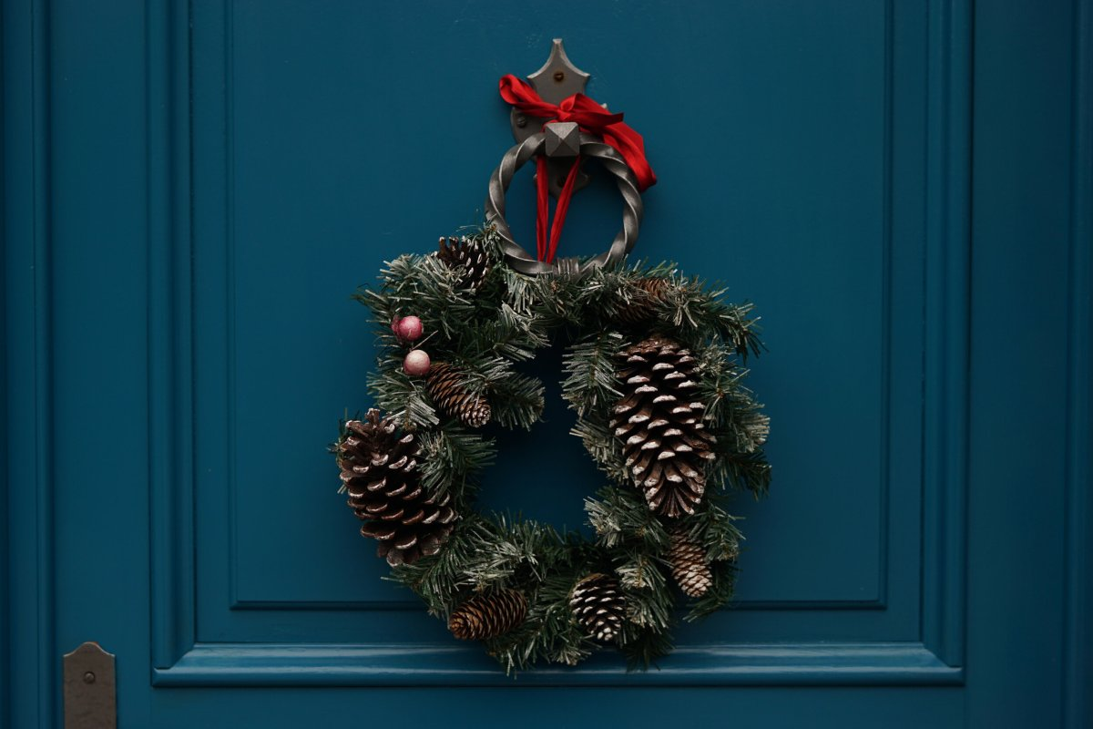Blog- Home For the Holidays
