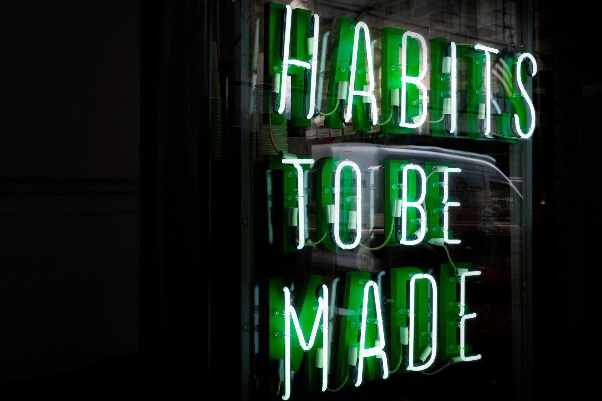 Blog- Habits
