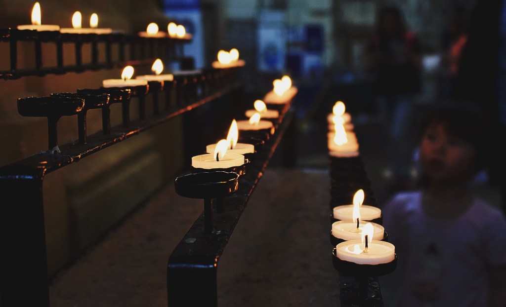 spirituality in the candles