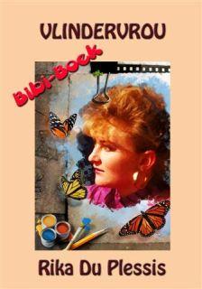 Vlindervrou Bibi-boek