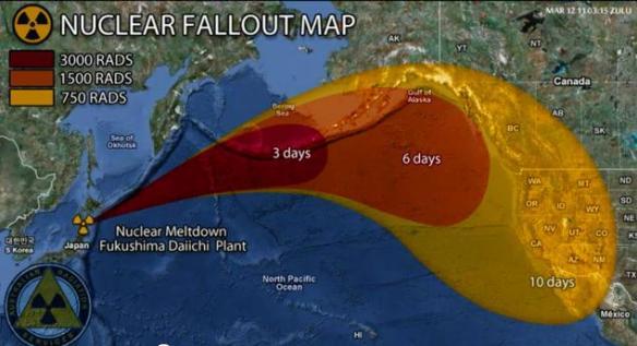 Resultado de imagen de imagenes del accidente nuclear de fukushima