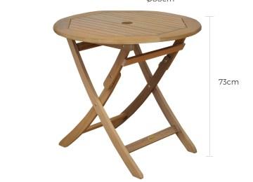 Schema Table De Jardin En Bois   Table En Bois De Jardin Table ...