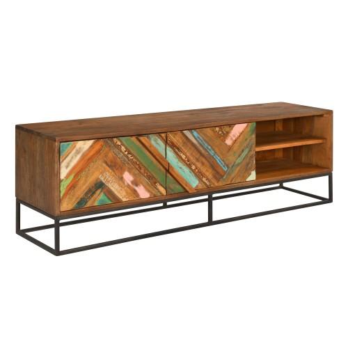 meuble tv krabi en bois