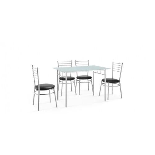 table de cuisine 4 chaises dining