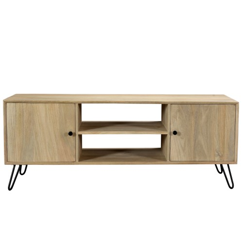 meuble tv alcazar en bois
