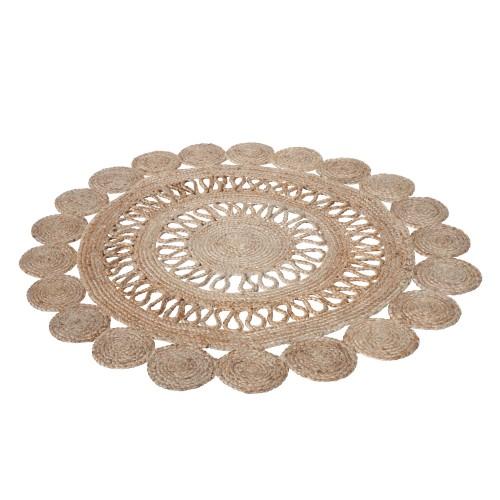 https www rendezvousdeco com tapis design tapis margy rond o120cm html