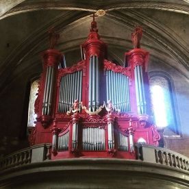 Orgue de l'église Saint-Pierre de Gaillac !