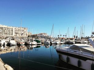 Port de Saint-Cyprien (troisième port de plaisance en France)