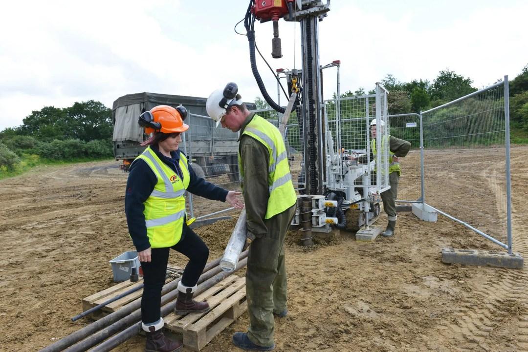 Construction Materials Technician