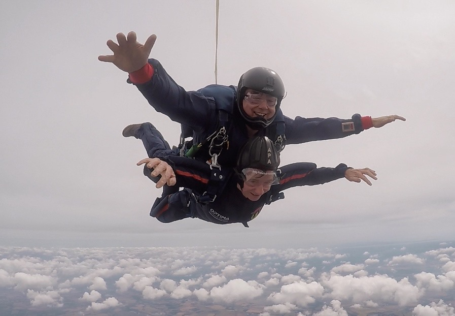 """SCOTTY """"JUMP-STARTS"""" HIS CPD!"""
