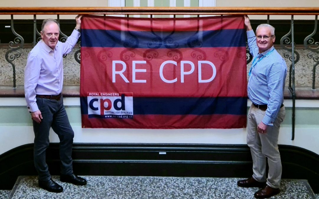 New Chief Exec for RE CPD!