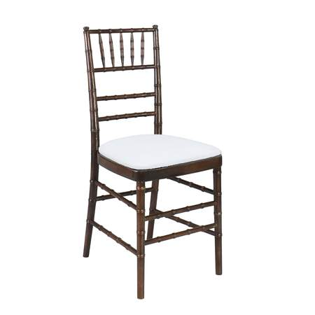 rent a chair power accessories seating and rentals for any event chiavari mahogany