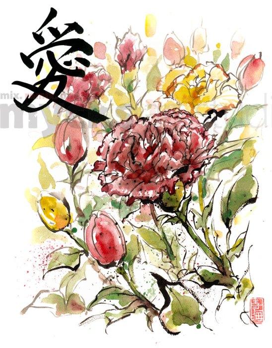 flowers-LOVE