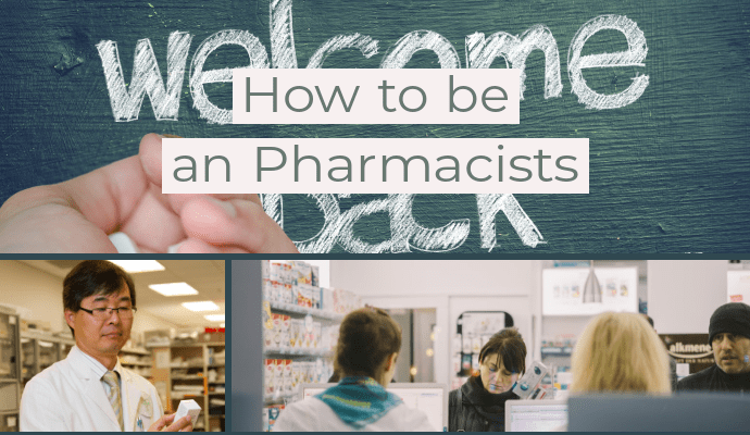 Become a Pharmacists