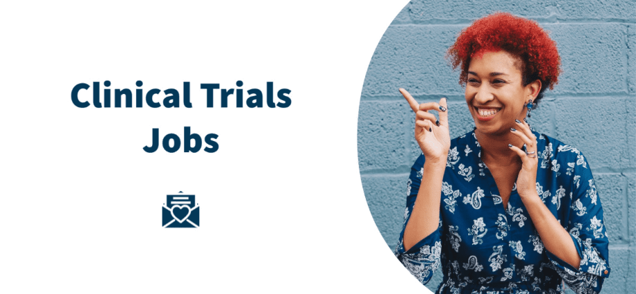 clinical trials jobs